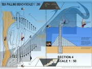 Leisure Facility - Sea Palling - Prevention of Sand Erosion