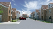 Housing Estate Design South Wales 1