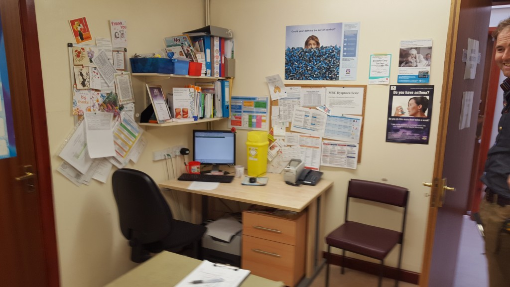 Before - Cwmbran Village Surgery