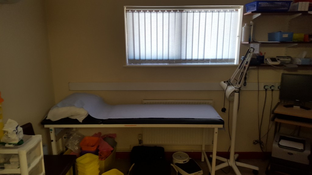Before -Cwmbran Village Surgery