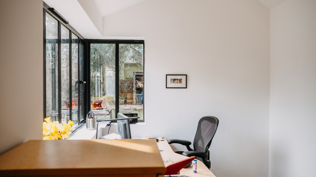 Office Interior Cardiff Residential Extension