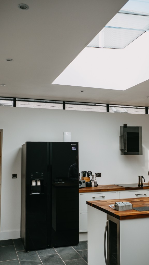Kitchen Interior Cardiff Residential Extension